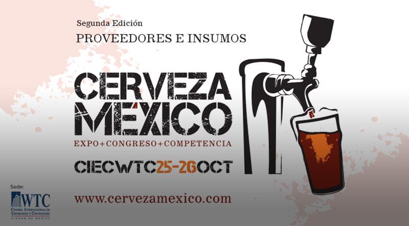Expo Cerveza México CDMX 2019