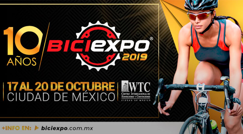 BICIEXPO CDMX 2019