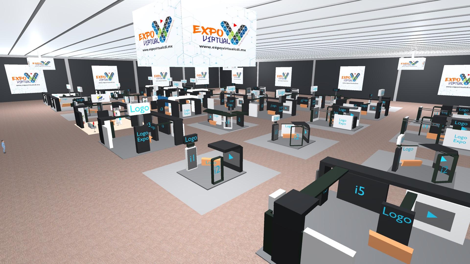 EXPO Virtual México. Crea, Diseña e Imprime. EXPO VIRTUAL CDI